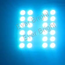 Colored Interior Car Lights 2pcs Bulbs And Remote Control Festoon T10 Ba9s Interior Car Lights