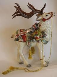 fitz and floyd large enchanted santa figurine 619 1465