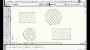 tutorial autocad hatch autocad tutorial how to use hatch command