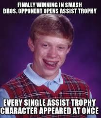 Extreme Memes - image bad luck brian extreme memes jpg smashpedia fandom