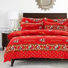 Moroccan Bed Linen - lelva bohemian ethnic style bedding set cotton moroccan bedding