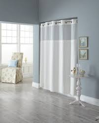 curtains white lace shower curtain with valance sheer fabric