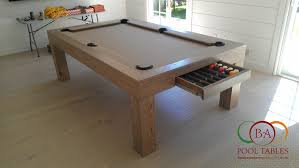 Pool Dining Table by Bellagio Pool Table Contemporary Pool Tables Modern Pool