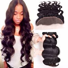 Where To Buy Wholesale Hair Extensions by Free Shipping 13x4 Ear To Ear Lace Frontal Closure 3 Bundles