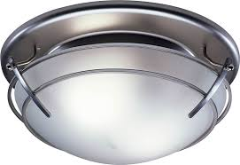 Bathroom Vent Fans With Lights Broan 757sn Decorative Ventilation Fan And Light 80 Cfm 2 5 Sones
