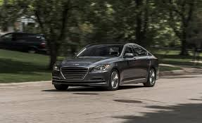 2015 hyundai genesis v 6 awd test u2013 review u2013 car and driver