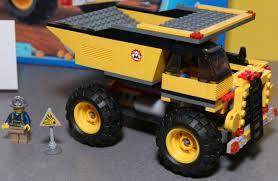 minecraft dump truck lego city 4202 u2013 mining truck preview i brick city