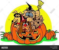 halloween pumpkins cartoons halloween pumpkin dog clip art stock vector u0026 stock photos bigstock