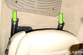 bmw e90 seat removal and replacement e91 e92 e93 pelican