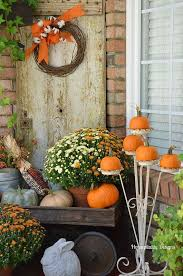 Fall Decorated Porches - 870 best fall decorating ideas images on pinterest fall