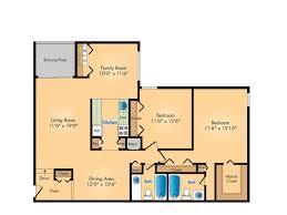 two bedroom two bath floor plans floor plans glen oaks apartments 1 2 3 br greenbelt