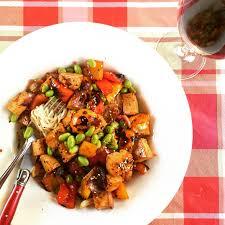 cuisiner le tofu ferme recette de tofu mariné harnois à la carte