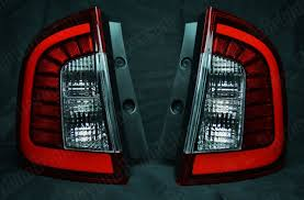 2010 ford taurus aftermarket tail lights drive bright ford edge led tail light set shadow black 2011