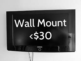 tv flexible wall mount how to wall mount a television using a cheetah mount 8 steps