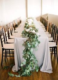 cheap garlands for weddings best 25 eucalyptus wedding ideas on november wedding