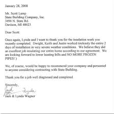 Appreciation Letter To Supervisor Thank You Letter For Job Well Done Samples Cover Letter Templates
