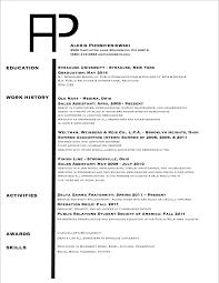 resume intro resume design it