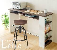 counter table with storage samurai furniture rakuten global market counter table counter