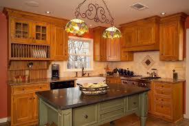 green kitchen island cabinet refacing vogue new york traditional kitchen innovative