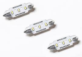 lexus gx470 led interior lights premium led dome lights application specific by putco