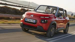 citroen mehari first drive citroen u0027s e mehari a convertible electric car top gear