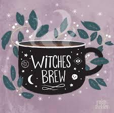 robinsheldonillustration u201c witches brew robin sheldon