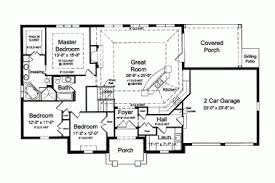 open floor plan home plans 32 an open plan house 2 bedroom of a of blueprints affordable