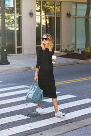 30 ways to wear your go to black dress all summer dressed up