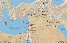 Exodus Route Map by Index Of Searchable Riches Grace Goodies Maps Old Testament