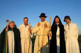 druidic robes druid robes
