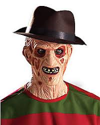 Ms Krueger Halloween Costume Freddy Krueger Costume Nightmare Elm Street