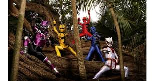 power rangers jungle fury tv review