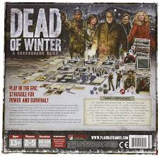 tableau player winter of the dead amazon co uk toys u0026 games