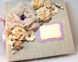 wedding scrap book wedding scrapbook etsy