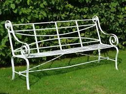 Wrought Iron Bench Seat Antique Iron Benches The Uk U0027s Premier Antiques Portal Online