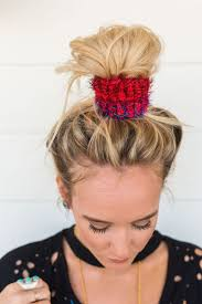 hair scrunchie tinsel town hair scrunchies three bird nest