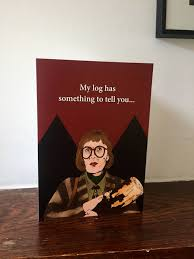 twin peaks birthday card alanarasbach com