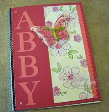 Notebook Cover Decoration Back To Projects For Kids Notebooks Project For Kids