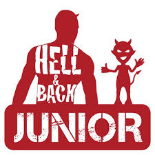 Seeking Hell Junior Landing Page