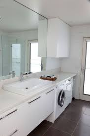 laundry in bathroom ideas 25 best ideas about bathroom laundry on pinterest