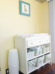 yellow nursery light bright simple this room can grow with a