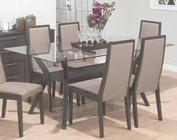 Glass Top Dining Room Table Sets Rectangular Glass Top Dining Room Tables Alliancemv Inside Glass