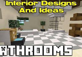 minecraft bathroom ideas awesome minecraft bathroom ideas pictures the best small and