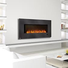 Napoleon Electric Fireplace Napoleon 48 Linear Wall Mount Electric Fireplace Efl48h At