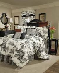 Ideas For Toile Quilt Design Toile Bedroom Ideas Green Bedrooms And Design