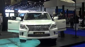 lexus lx 570 engine 2012 lexus lx570 qatar motorshow لكزس youtube