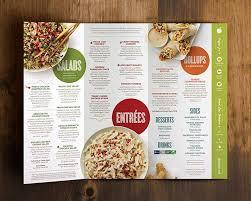 menu cuisine collective 11 best menu designs images on menu restaurant