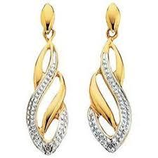 gold diamond earrings diamond gold earrings diamond earring andheri west mumbai