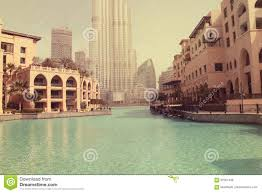 al burj khalifa dubai uae on 28 june 2017 stock photo image