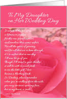 Wedding Day Card Wedding Congratulations Cards For Daughter From Greeting Card Universe
